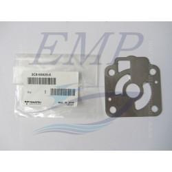 Piastrina in acciaio corpo pompa Tohatsu 3C8-65025-0
