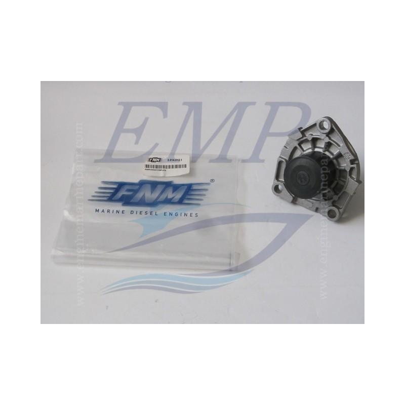 Pompa acqua completa FNM 2.014.012.1