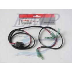 Pulsante trim Yamaha / Selva 703-82563-12