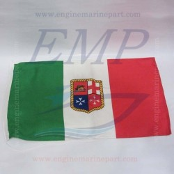 Bandiera Italia in stoffa 30 x 45 cm