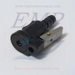 Raccordo tubo carburante 8 mm lato serbatoio Johnson / Evinrude e Omc 0176745