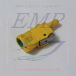 Raccordo tubo carburante 8 mm lato serbatoio Mercury, Mariner