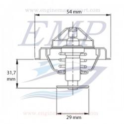 Termostato Volvo Penta EMP 3831425