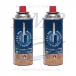 Bomboletta gas per fornelli portatili