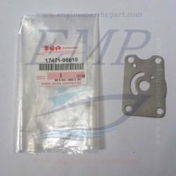 Piastrina corpo pompa Suzuki 17471-98610