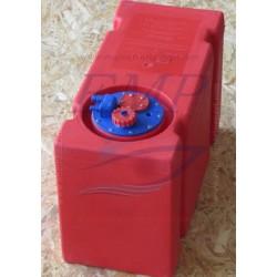 Serbatoio carburante Can verticale 62 lt con divisorio