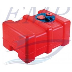 Serbatoio carburante CAN fisso 33 lt