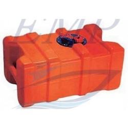 Serbatoio carburante  CAN 40 lt con maniglie di trasporto