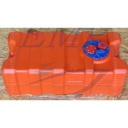 Serbatoio carburante CAN 65 lt con maniglie di trasporto