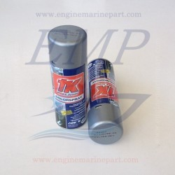 Vernice spray argento metallizzato Envirude dal 84'
