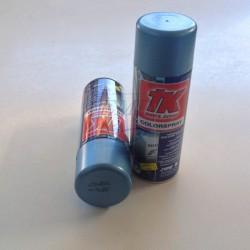 Vernice spray blue metallizzato Evinrude 1968