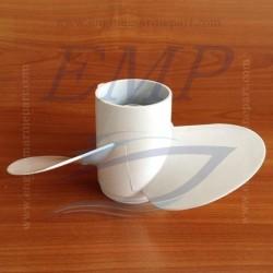 Elica 9 x 12 1/2 Selva Alluminio 05925.00.84, 2505520, 2505570