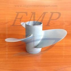 Elica 12 1/4 x 8  TDA 8 Selva Alluminio 7098 / 2505600