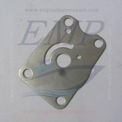 Piastrina corpo pompa Johnson / Evinrude 5033380