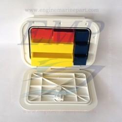 Sportello piccolo con cassettieria 196283