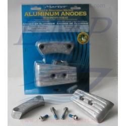 Kit anodi in alluminio Volvo Penta DPH/DPR