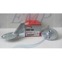Anodo Pinna Yamaha / Selva 6K1-45371-01/02