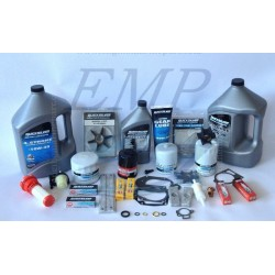 kit tagliando 30/40 hp 747cc carb piede 2:1 Mercury/Mariner
