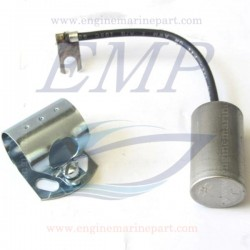 Condensatore Volvo penta EMP 835704