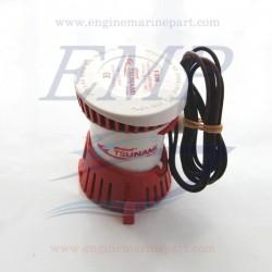 Pompa di sentina elettrica Tsunami T500 - GPH