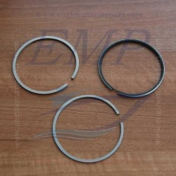Kit fasce elastiche Volvo Penta EMP 270713