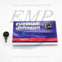 Chiave blocchetto avviamento Johnson / Evinrude