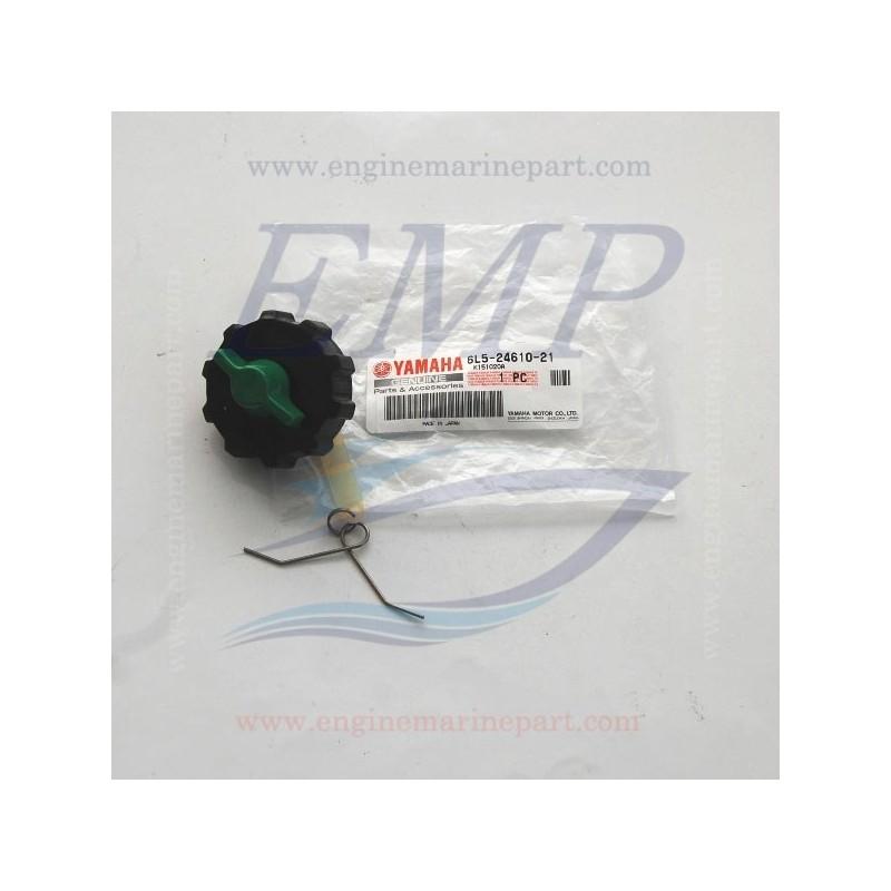Tappo serbatoio benzina Yamaha 6L5-24610-21