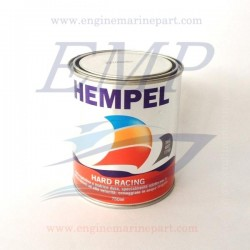 Antivegetativa a matrice dura Hempel Hard Racing Grigio - 750 ml