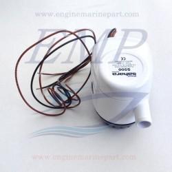 Pompa di sentina elettriche ed automatiche Sahara S500