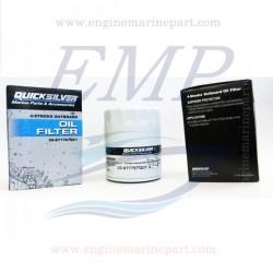 Filtro olio Mercury 896546T / 877767 K01, Q01
