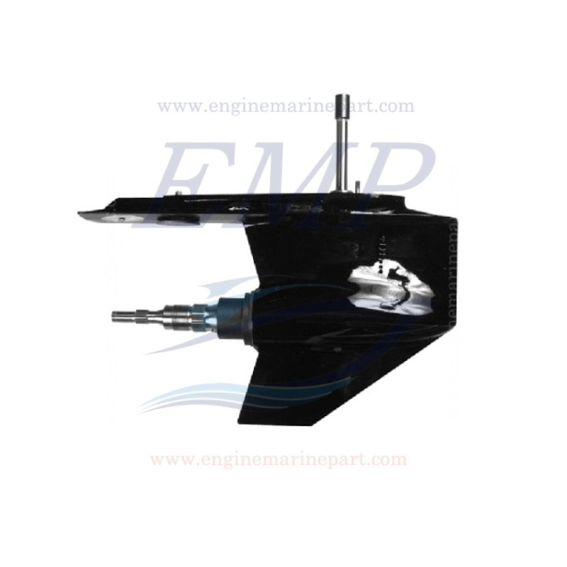 Bravo III X 1.36, 1.50 Seacore piede completo Mercruiser