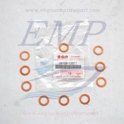 Guarnizione tappo olio motore Suzuki 09168-12017