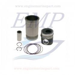 Canne cilindro e pistoni Volvo Penta EMP 3817861