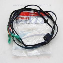 Pulsante trim  scatola comandi 63X Yamaha / Selva 63X-82563-02