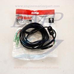 Pulsante trim  scatola comandi 704 Yamaha / Selva 704-82563-01