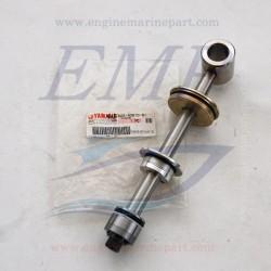 Stelo Tilt completo power trim Yamaha, Selva 62X-43810-03