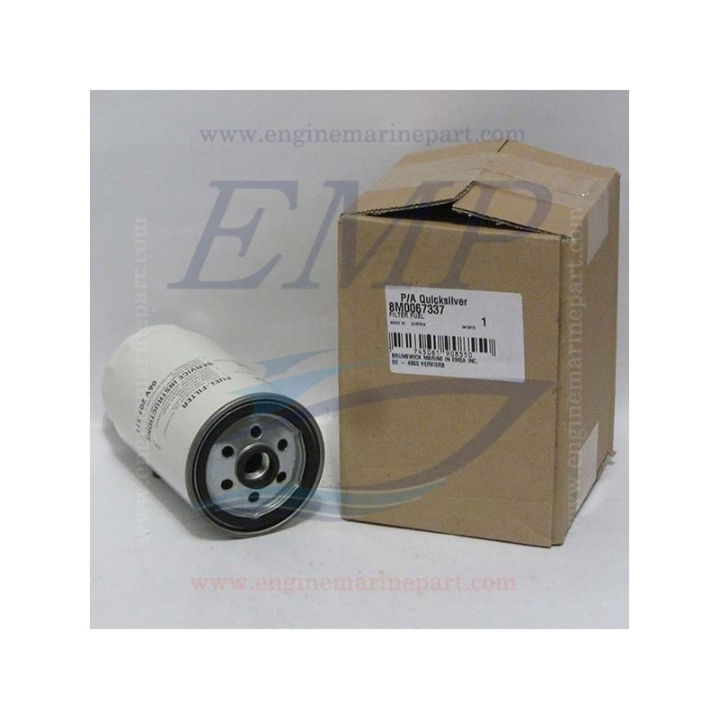 Filtro gasolio Mercruiser 8M0067337