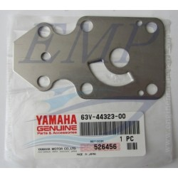 Piastra inox  pompa acqua Yamaha / Selva 63V-44323-00