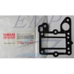 Guarnizione coperchio scarico interno Yamaha 6E0-41112-01 / A1