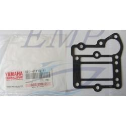 Guarnizione coperchio scarico esterno Yamaha 6E0-41114-01 / A1