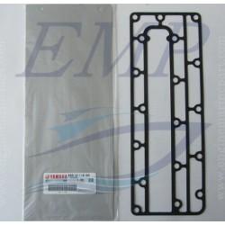Guarnizione piastra scarico esterno Yamaha 688-41114-00 / A0
