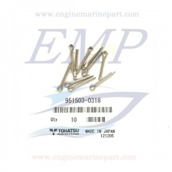 Coppiglia Tohatsu - Nissan 951503-0318