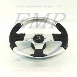 Volante Thunder Nero / Argento diam. 320 mm