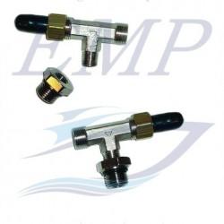 Adattatore Teleflex HF5600 per cilindri idroguida Verado