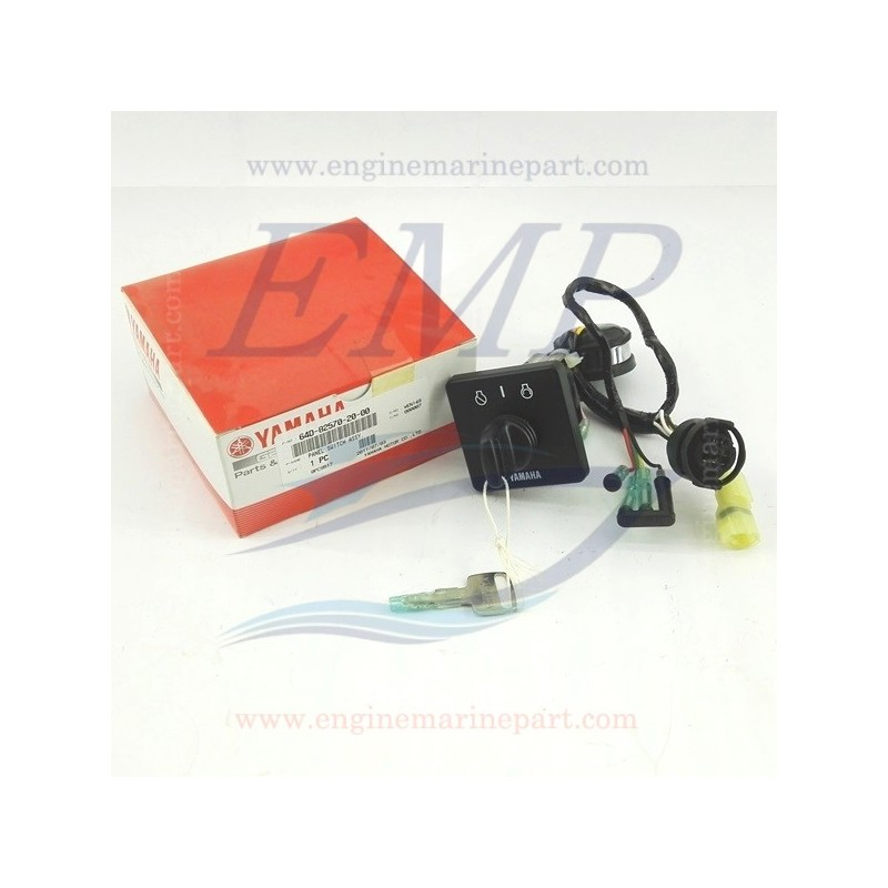Blocchetto avviamento Yamaha 64D-82570-20