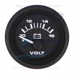 Voltometro Premier Pro 10-16 Volt Teleflex