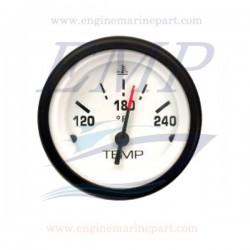 Indicatore temperatura acqua Admiral Plus white 120-240