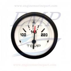 Indicatore temperatura acqua Admiral Plus white 100-220 F