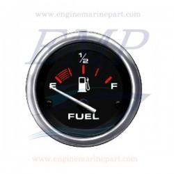 Indicatore livello carburante Admiral Plus black chrome