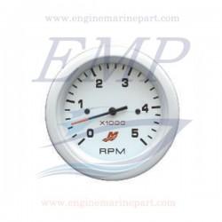Contagiri Flagship plus white 0-5000 RPM